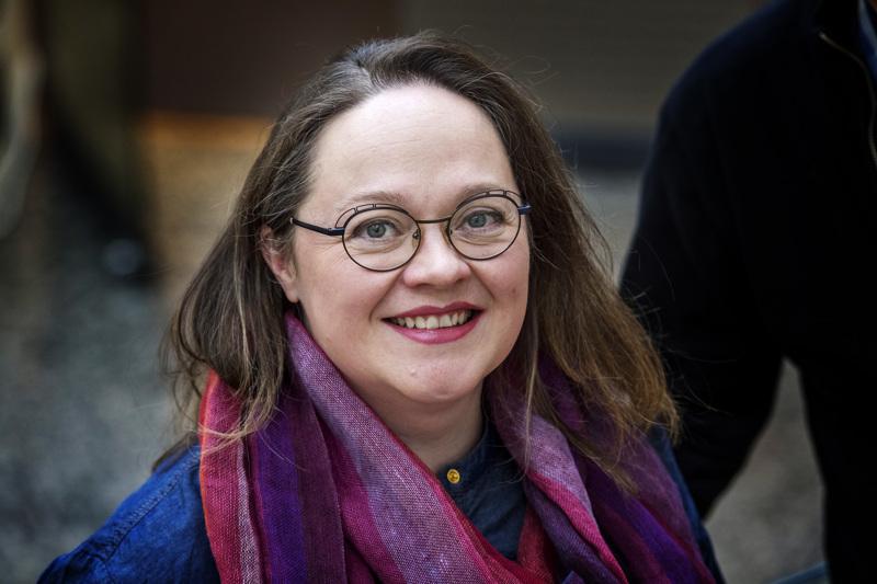 Marita Kaakinen.