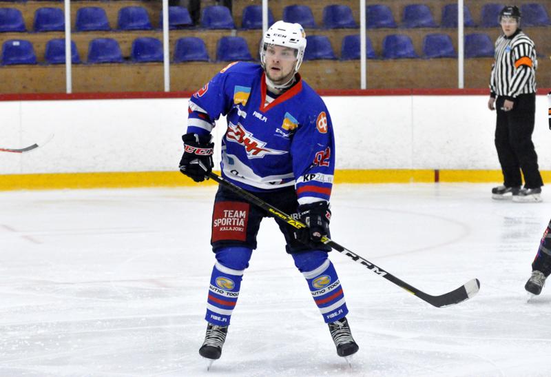 JHT:n Juho Takkula ratkaisi ottelun jatkoajalla.
