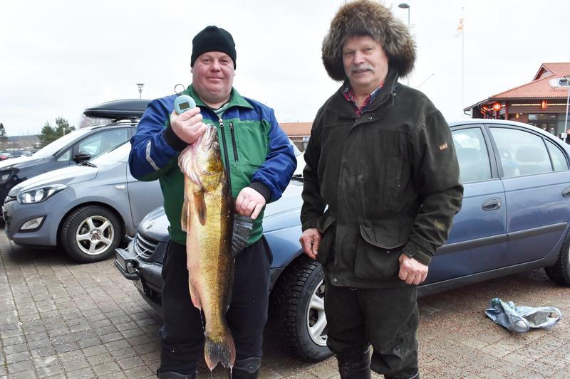 Tomi Isoaho ja Matti Ritola arvelevat, että kuhalla tulee kalakisan voitto.