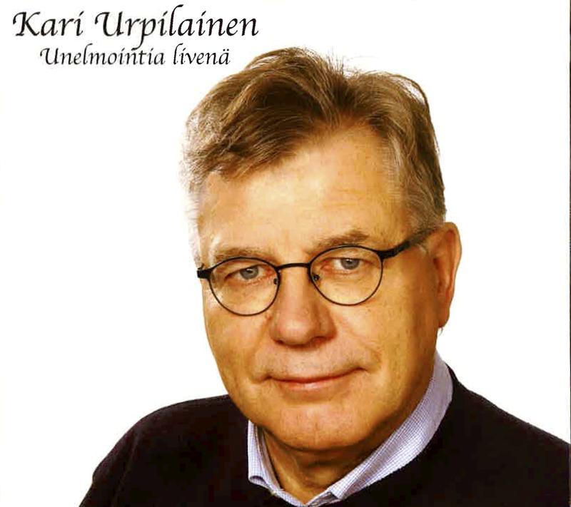 Entinen kansanedustaja Kari Urpilainen toteutti haaveensa ja teki levyn.