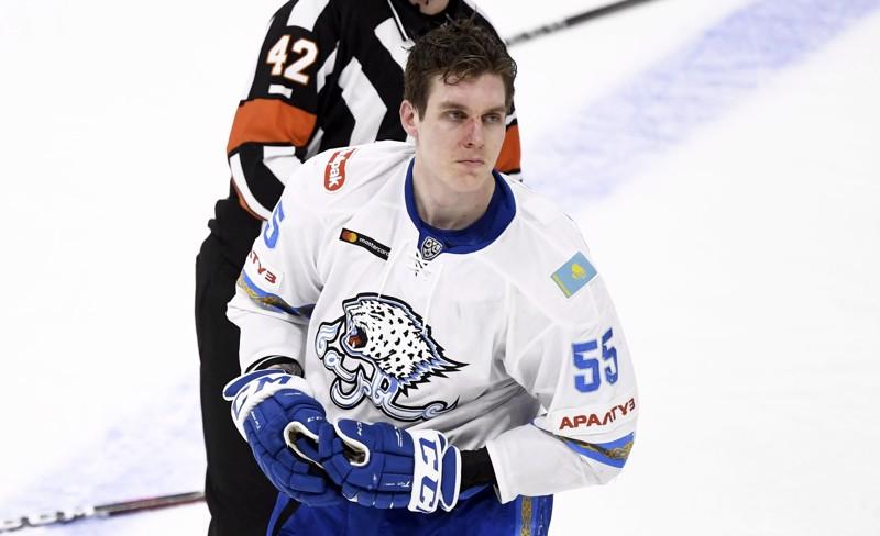 Atte Ohtamaa pelasi edellisen kerran Suomessa, kun Barys Nur-Sultan kohtasi Jokerit tammikuussa Helsingissä.