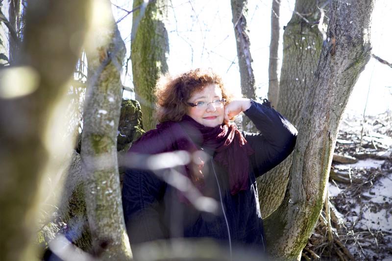 Kreeta-Maria Kentala.