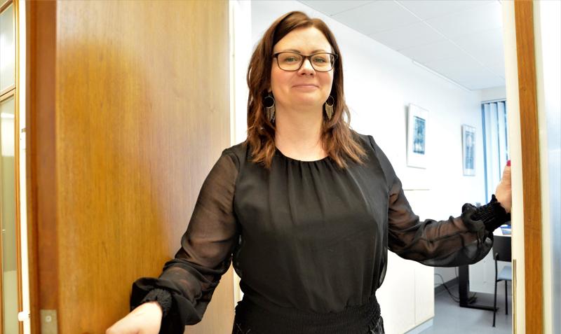 Kaupunginjohtaja Maria Sorvisto aloitti uuden viestintätavan kertomalla Facebookissa livevideolla ajankohtaisista asioista.