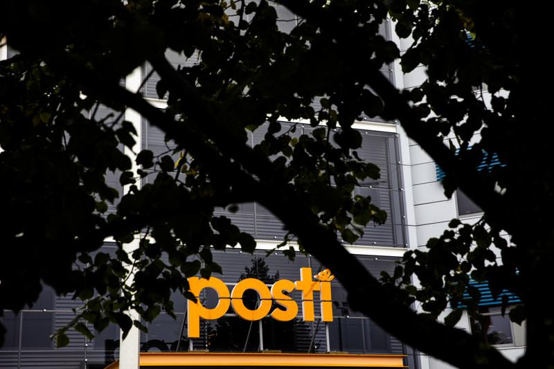 Postin tilikauden 2019 oikaistu liiketulos heikkeni 39 miljoonaan euroon. Vielä vuonna 2018 oikaistu liiketulos oli 47 miljoonaa euroa. Arkistokuva.