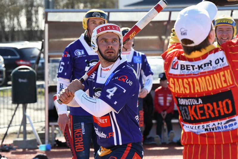 Sami Haapakosken nimikko-ottelu on ollut merkittävä tulonlähde Ylivieskan Kuulan pesäpallojaostolle.