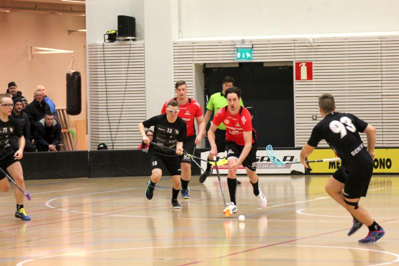Paikallispelejä myös ensi kaudella. TU ja HiPa pelaavat molemmat tulevalla kaudella salibandyn kakkosdivarissa.