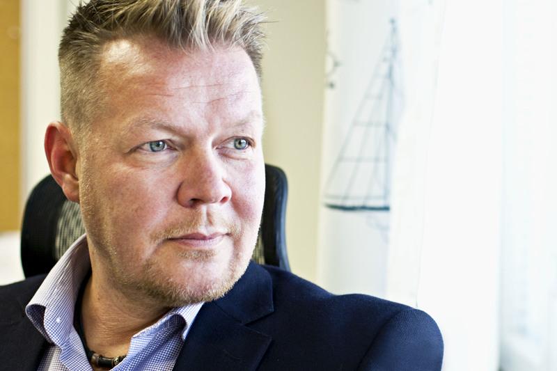 Petri Nikupeteri aloitti sataman toimitusjohtaja 1.4.