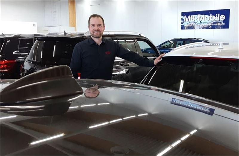 Vaihtoautot näppärästi asiakkaan asuinpaikasta riippumatta. Tämä konsepti on kasvattanut suosiotaan ihan viime viikkoinakin, kertoo André Snellman MB-Mobilesta.