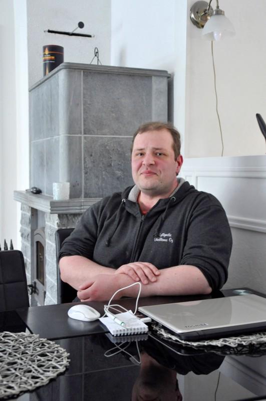 Onnea! Pekka Erik Pellervo Witick sai toisen ja kolmannen nimensä suvun vanhemmilta polvilta.