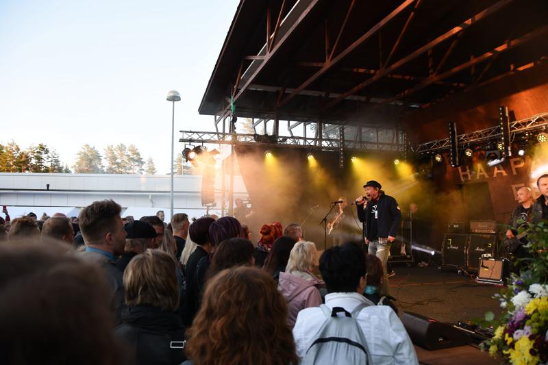 Vuodesta 1989 joka kesä järjestetty Haapavesi Folk festivaali jää ensi kesänä välistä koronapandemian vuoksi.