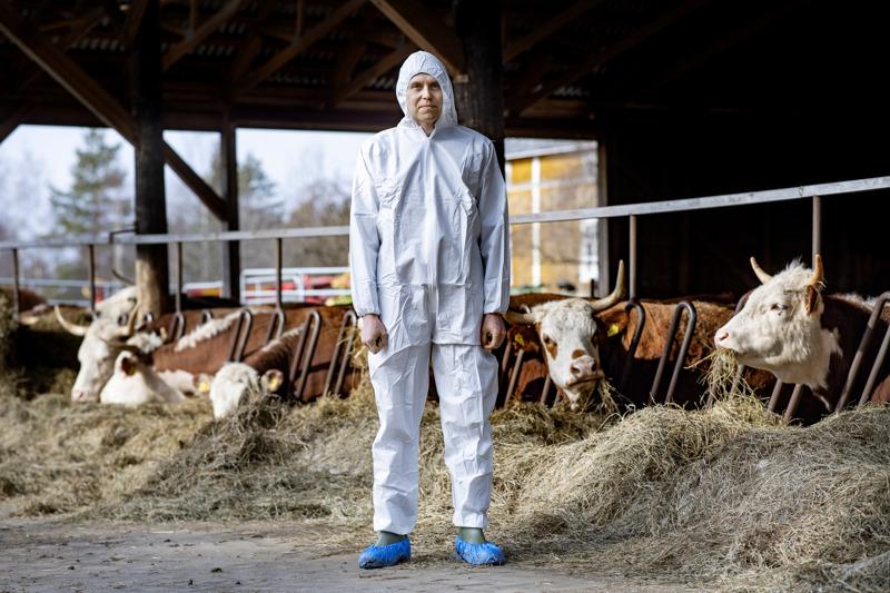 Jan-Ove Nyman on työskennellyt ruotsinkielisen maataloustuottajaväen toiminnanjohtajana ennen valintaansa MTK Keski-Pohjanmaan vetäjäksi.