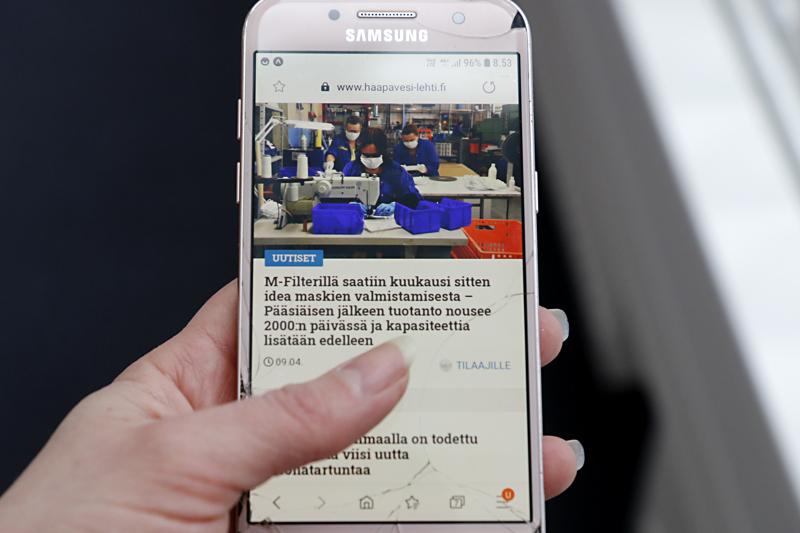 Pääsiäisenä heräsi räväkkä keskustelu Haapavesi-lehden uutisesta ja siitä, minkä takia osa KPK Medioidenkin journalistisista sisällöistä on maksullisia.