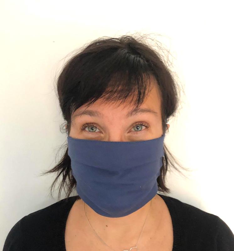 Itse tehty maski ei ole sama asia kuin hengityksensuojain.