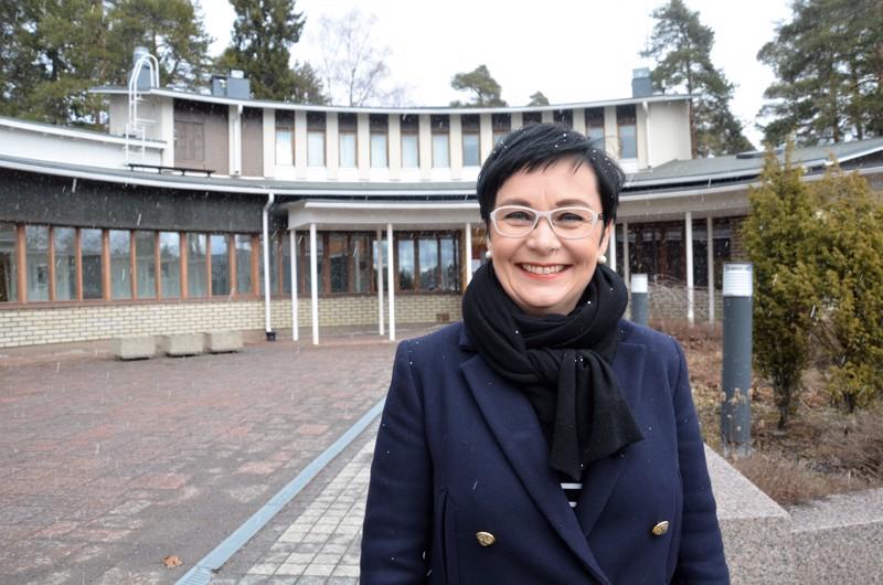 Oulaisten kaupungin vs. hallintojohtaja Riikka Moilasella on pitkä ura päätöksentekijänä.
