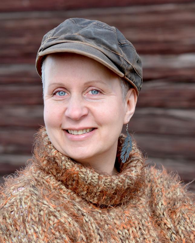 Susanna Salokannel on Kattilakosken kulttuuriosuuskunnan uusi toiminnanjohtaja.