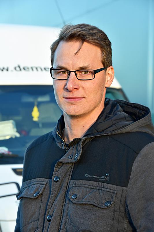 Demeca Oy:n toimitusjohtaja Pekka Vinkki kertoo, että osakennilla haetaan mahdollisuutta jatkaa tuotekehitystä liiketoiminnan kasvun ja kansainvälistymisen rinnalla.