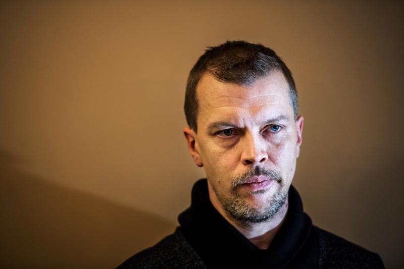 Juha Luukkonen aloittaa Kokkolan kaupunginteatterin johtajana syksyllä 2020.