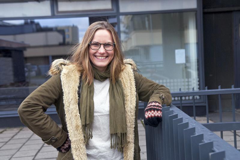 Minna-Leena Lahti.