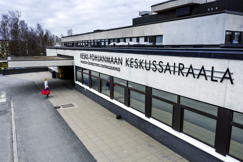 Soiten erikoissairaanhoidon osa, Keski-Pohjanmaan keskussairaala, on lähin päivystävä sairaala noin 200 000 asukkaalle.