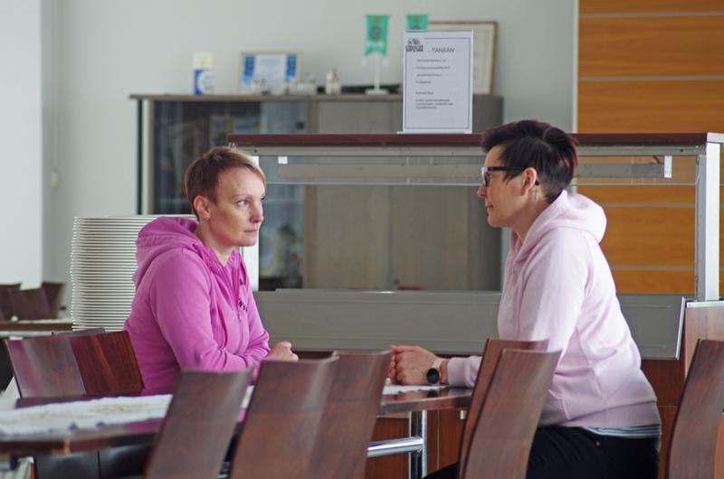 Sapuskan yrittäjät Mari Lohela ja Kirsi Rautio ovat nyt kovan paikan edessä: mitä seuraavaksi?