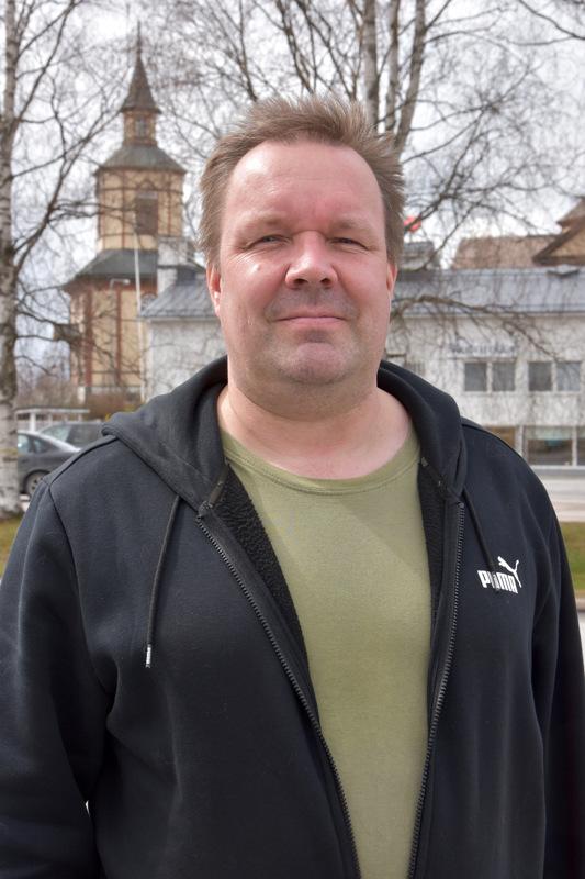Marko Luokkanen- Mäkiraonmäeltä.