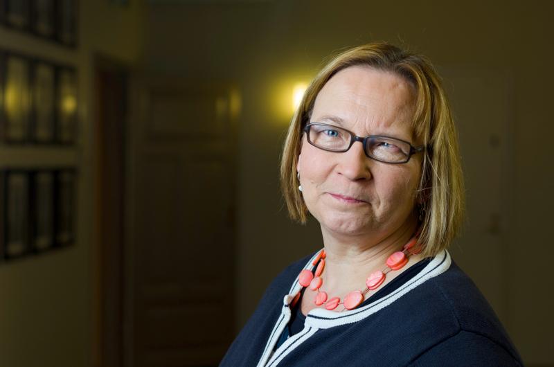 Kristina Stenman jättää Pietarsaaren kaupunginjohtajan tehtävät.