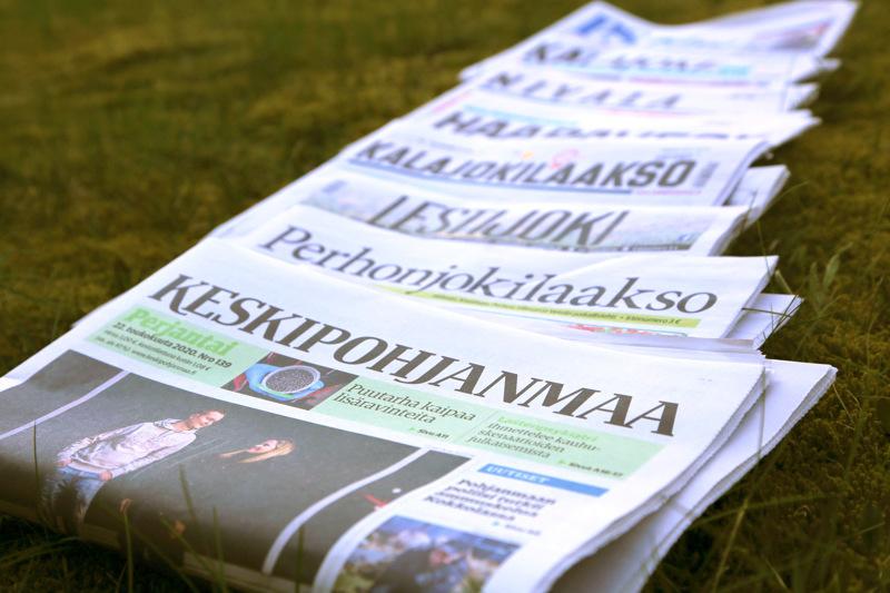 KPK Yhtiöihin kuuluvat tilattavat paikallislehdet saivat koronakriisitukea Google News Initiavelta.