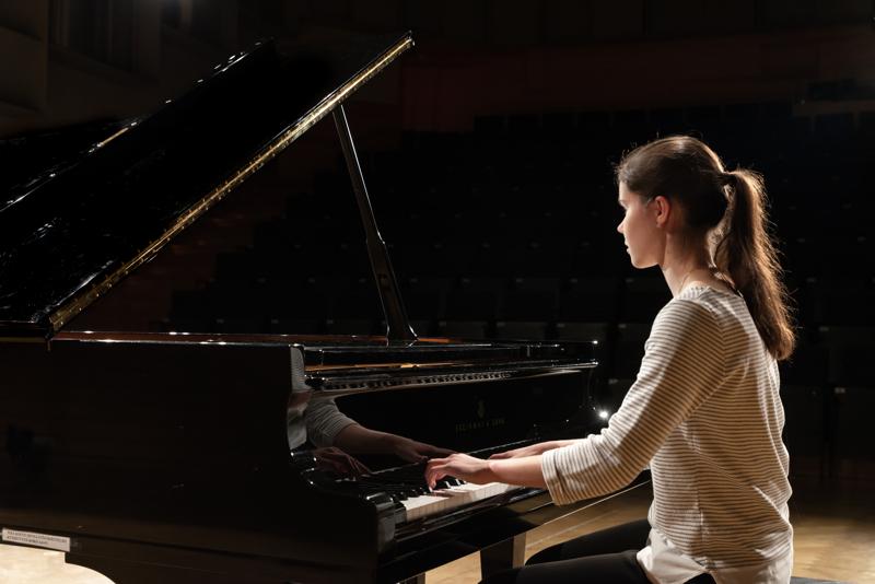 Maisa Taipale aloittaa Keski-Pohjanmaan opinnäytekonserttien sarjan.
