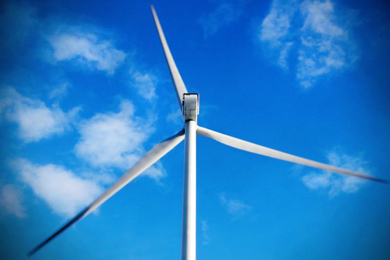 Keson tuulipuiston voimaloille tulee korkeutta 260 metriä.