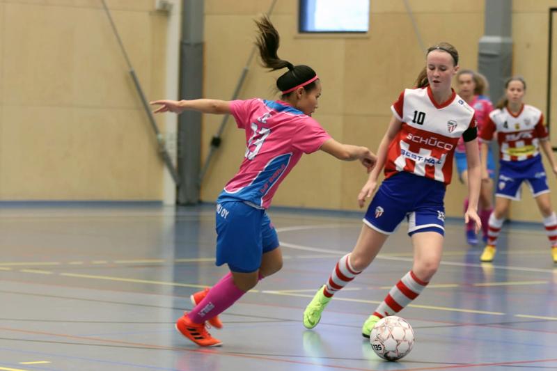 Viime kaudella KP-Vetu ja GBK kohtasivat Ykkösessä. Jenny Le-Östmamin KP-Vetu on nousemassa naisten Futsal-liigaan.