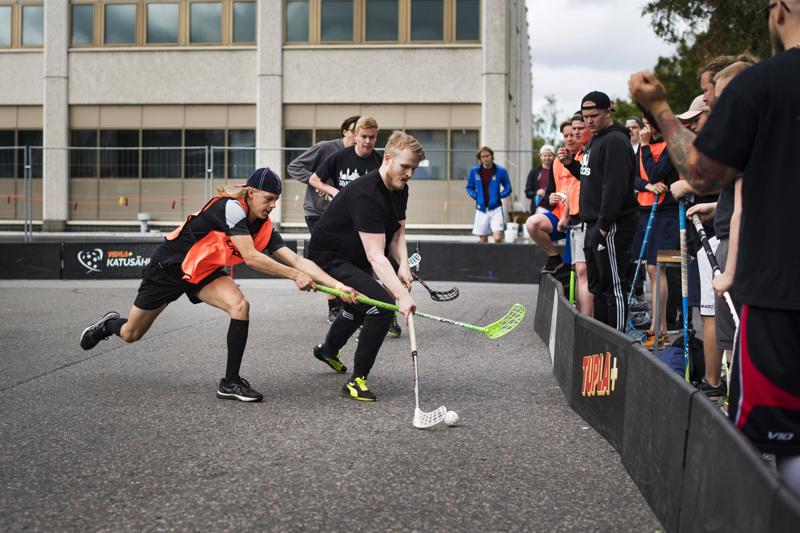 Viime vuonna Kokkolan katusählyturnaukseen osallistui 60 joukkuetta. Tämän vuoden osalta turnaus on peruttu.