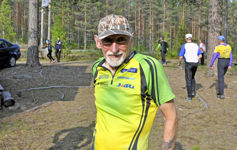 Jorma Oja kertoo, että seuraavan kerran Kalajokilaakson Iltarastien muotoa mietitään kesäkuun lopulla.
