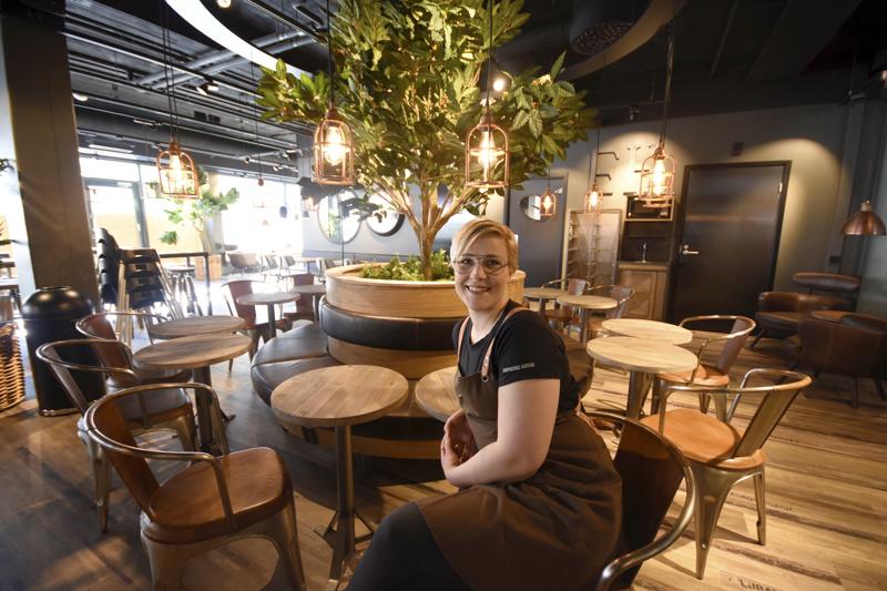 Heidi Kerola aloittaa Espresso Housen kahvilapäällikkönä.