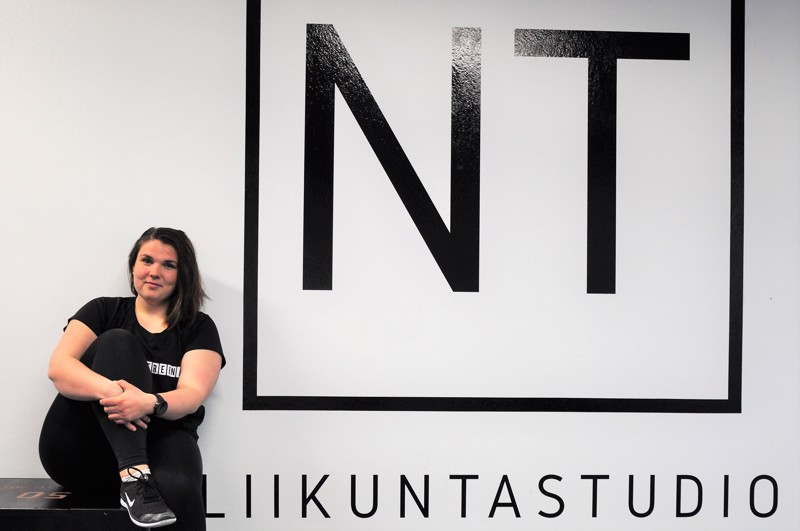 Fanny Indolan NiceTreeni on saanut omat tilat. Liikuntastudion viralliset avajaiset pidetään syksyllä, mutta studio otetaan käyttöön jo kesäkuun alussa.