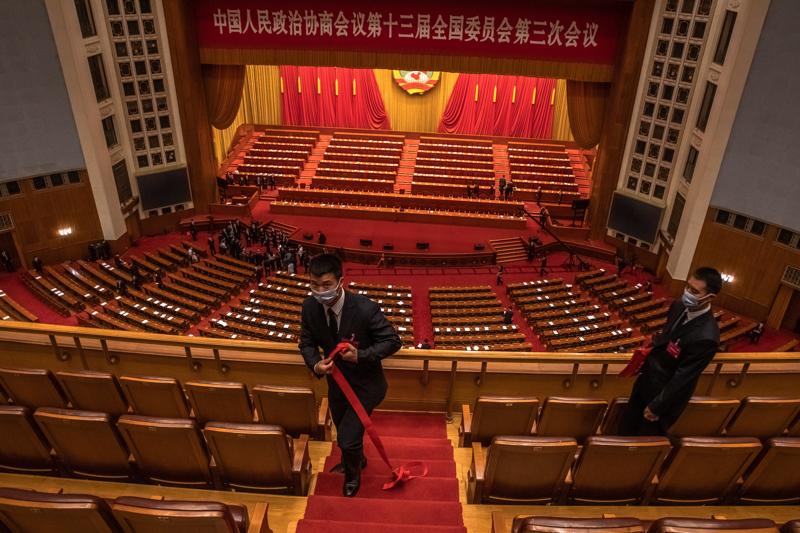 Kiinan kansanparlamentti hyväksyi kiistellyn Hongkongin turvallisuuslain torstaina.