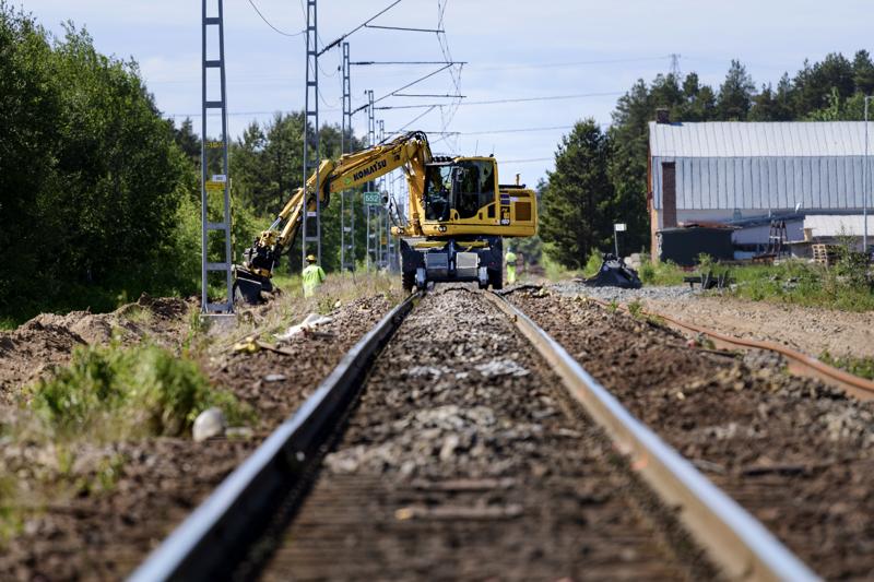 Keski-Pohjanmaalta ja Pohjanmaalta etsitään muiden muassa potentiaalisia maanrakennusalan yrityksiä.