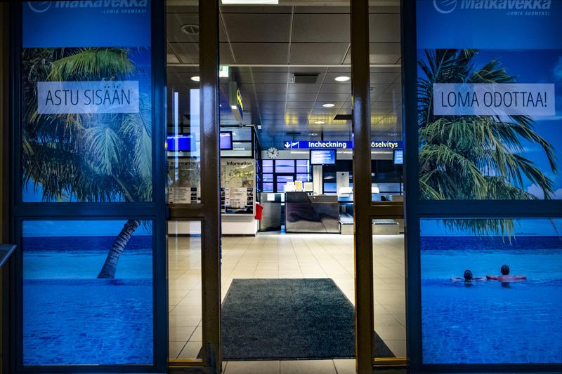 Kokkola/Pietarsaari lentokentän toiminta  halutaan hallituksenkin toimesta pitää käynnissä.