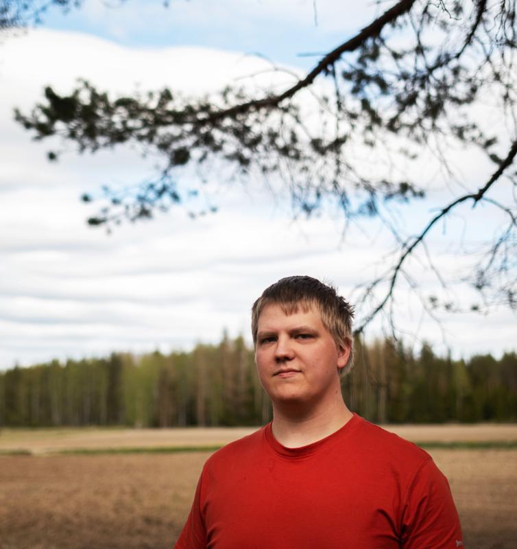 Toivo Jyrkällä on suunnitelmana suunnata kesälomalla pohjoiseen.