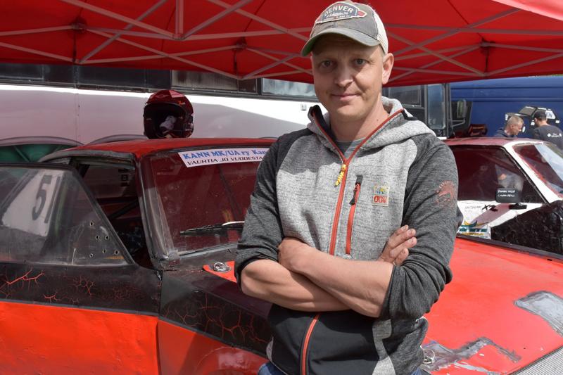 Nelinkertainen MM-hopeamies. Mikko Hirvonen oli lauantaina Kannuksessa jokkis-kisoissa.