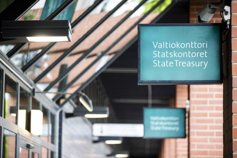 Valtiokonttori sijaitsee Helsingin Kallion kaupunginosassa Sörnäisten rantatien varrella.