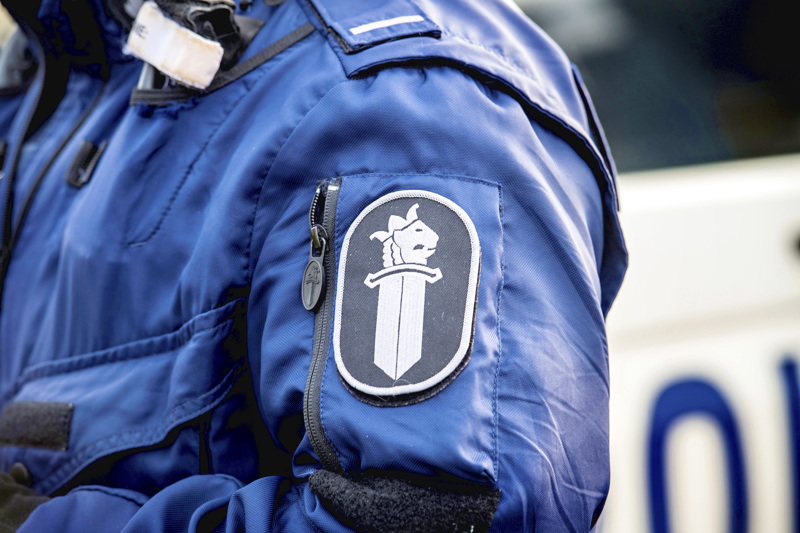 Jokilaaksojen alueen poliisipartioilla riitti töitä juhannuksen aikana.