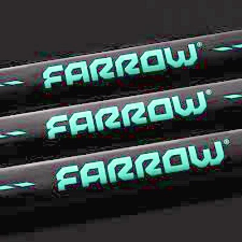 Mailojen prototyypit valmistettiin Farrow-tuotemerkillä.