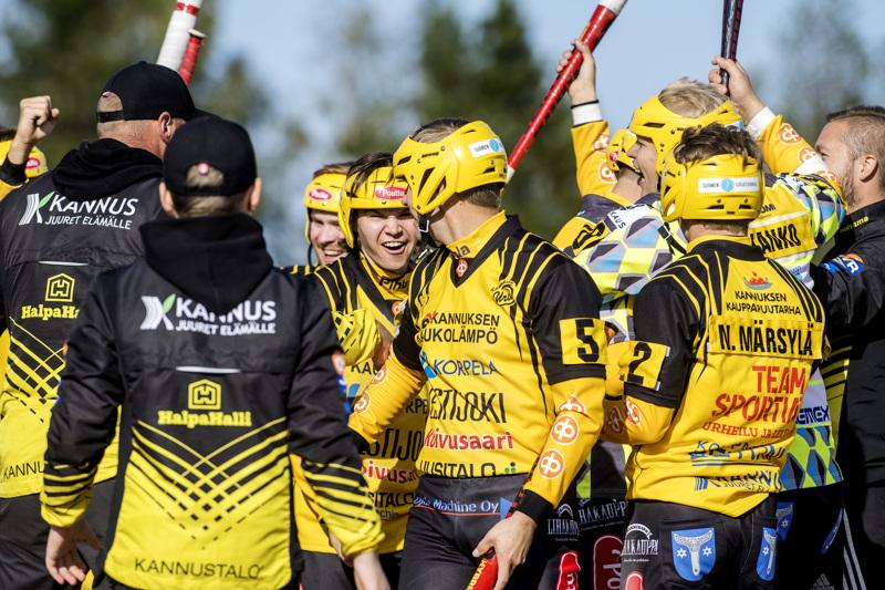 Kannuksen Uran miesten Ykköspesiksen ensimmäinen kotiottelu pelataan sunnuntaina klo 15.00 alkaen.