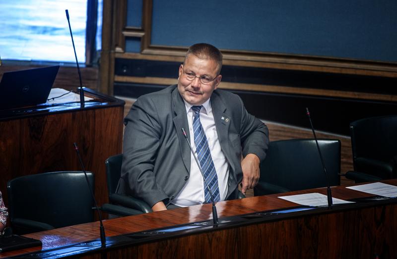 Juha Mäenpää välttyi syytteeltä puheesta, jossa hän vertaisi maahanmuuttajia vieraslajeihin.