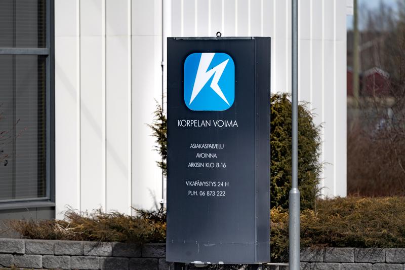 Korpelan pääkonttori sijaitsee Kannuksessa.