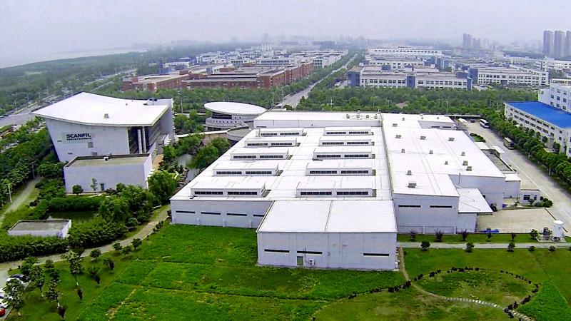 Scanfil keskittää Kiinan-toimintonsa Suzhoun tehtaille.