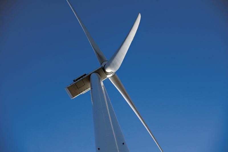 Halsuan tuulivoimapuisto olisi näillä näkymin 49 voimalan suuruinen.