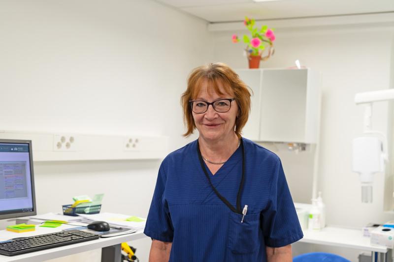 Maija Nivalalla on 40 vuoden kokemus hammaslääkärin työstä.