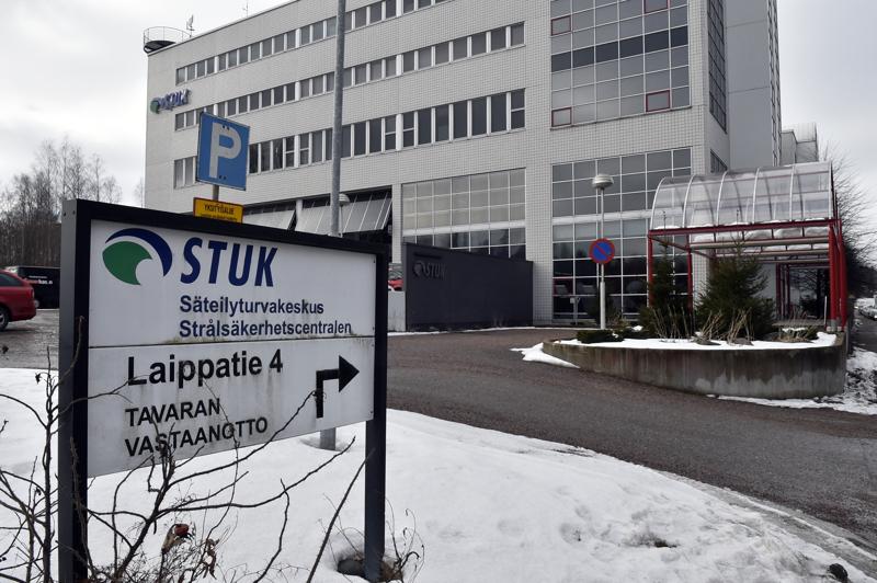 Säteilyturvakeskus valvoo säteily- ja ydinturvallisuutta Suomessa.