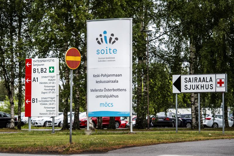 Soiten kunnissa on yhteensä noin 78000 asukasta. Käytännössä kuntayhtymän erikoissairaanhoidon osa, Keski-Pohjanmaan keskussairaala, on lähin päivystävä sairaala noin 200000 ihmiselle.